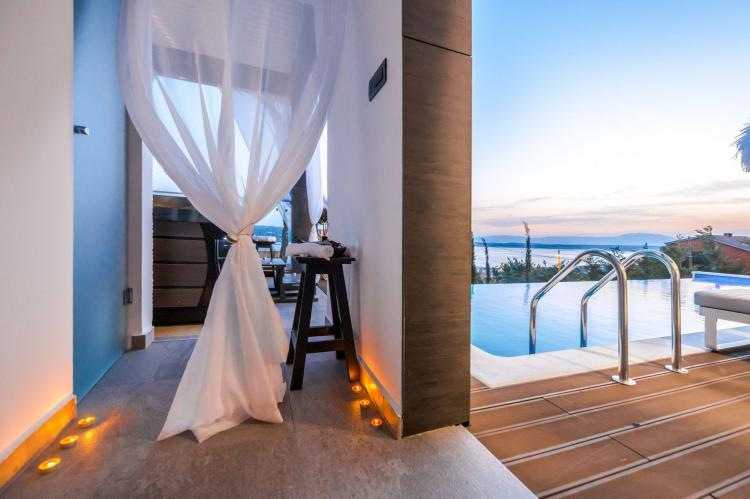 Holiday homeCroatia - Kvarner: Luxury Villa Panorama with Sea View  [7]