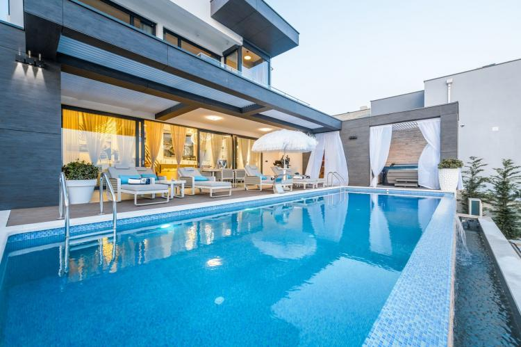 Holiday homeCroatia - Kvarner: Luxury Villa Panorama with Sea View  [5]