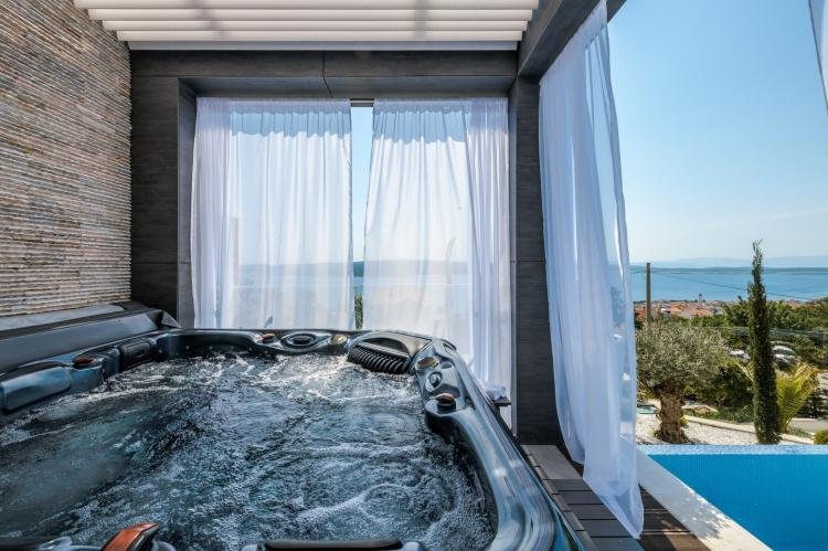 Holiday homeCroatia - Kvarner: Luxury Villa Panorama with Sea View  [36]
