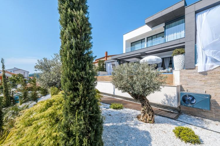 Holiday homeCroatia - Kvarner: Luxury Villa Panorama with Sea View  [29]