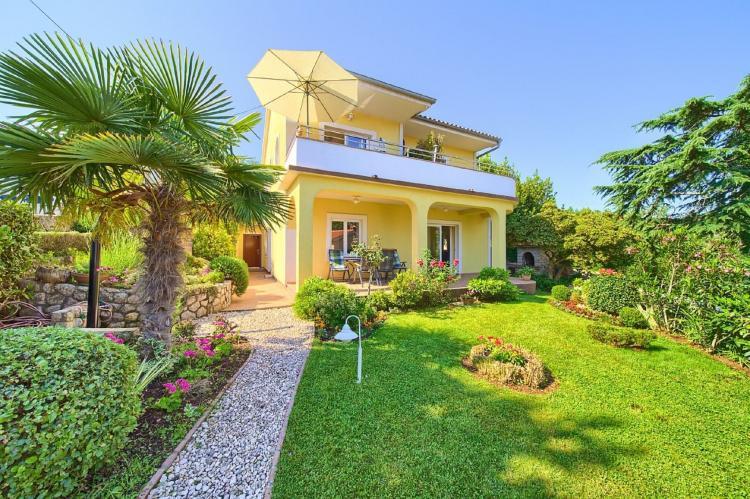 VakantiehuisKroatië - Kvarner: Apartment Zlendić 2 /PR  [3]