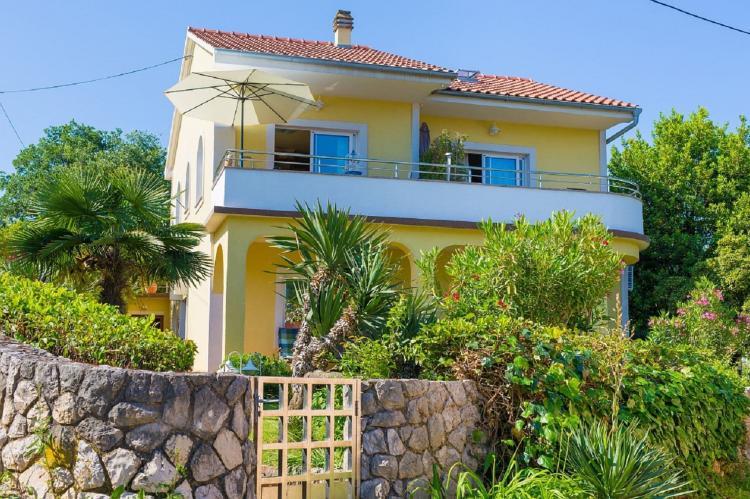 VakantiehuisKroatië - Kvarner: Apartment Zlendić 2 /PR  [1]