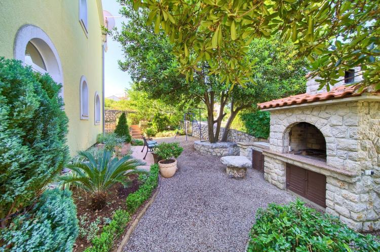 VakantiehuisKroatië - Kvarner: Apartment Zlendić 2 /PR  [12]