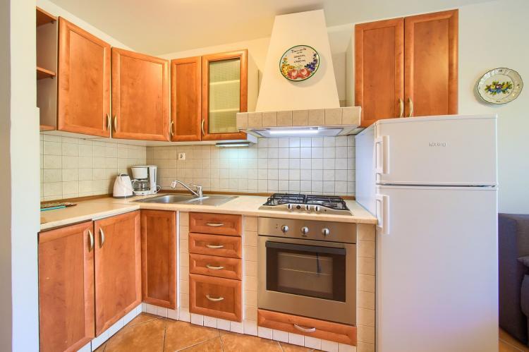 VakantiehuisKroatië - Kvarner: Apartment Zlendić 2 /PR  [7]