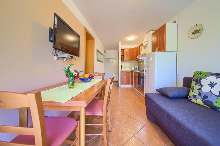 VakantiehuisKroatië - Kvarner: Apartment Zlendić 2 /PR  [5]