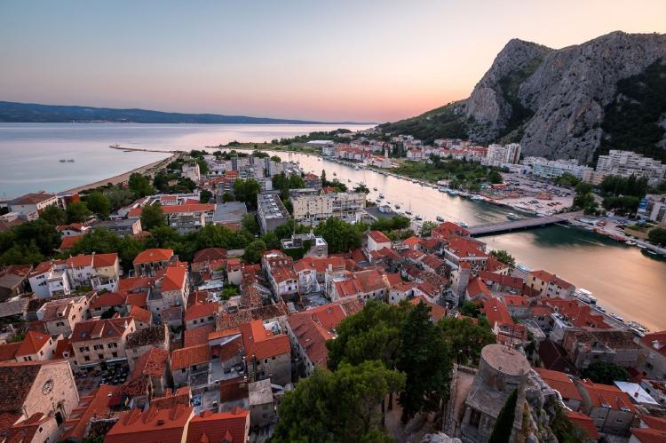 Holiday homeCroatia - Central Dalmatia: Villa Makar  [20]
