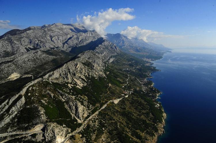 Holiday homeCroatia - Central Dalmatia: Villa Makar  [17]