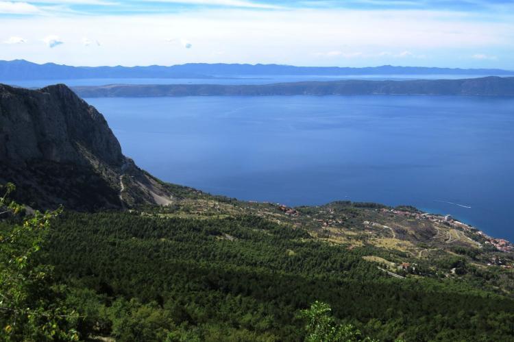 Holiday homeCroatia - Central Dalmatia: Villa Makar  [18]