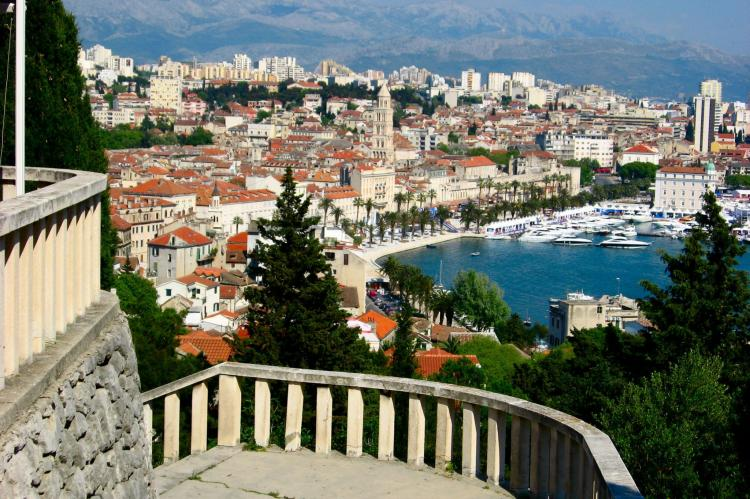 Holiday homeCroatia - Central Dalmatia: Villa Makar  [22]