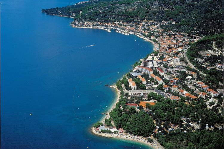 Holiday homeCroatia - Central Dalmatia: Villa Makar  [21]
