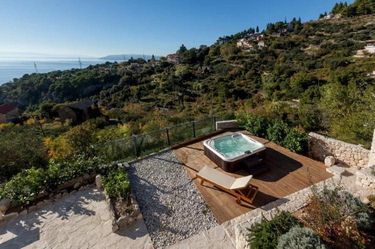 Holiday homeCroatia - Central Dalmatia: Villa Makar  [5]