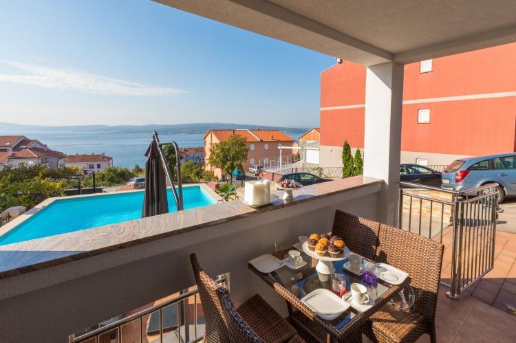 Holiday homeCroatia - Kvarner: Apartment Marko 1  [2]