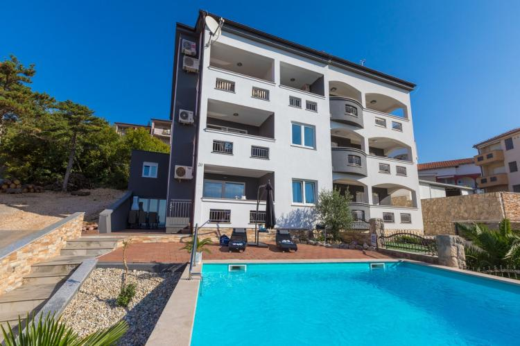 Holiday homeCroatia - Kvarner: Apartment Marko 1  [1]