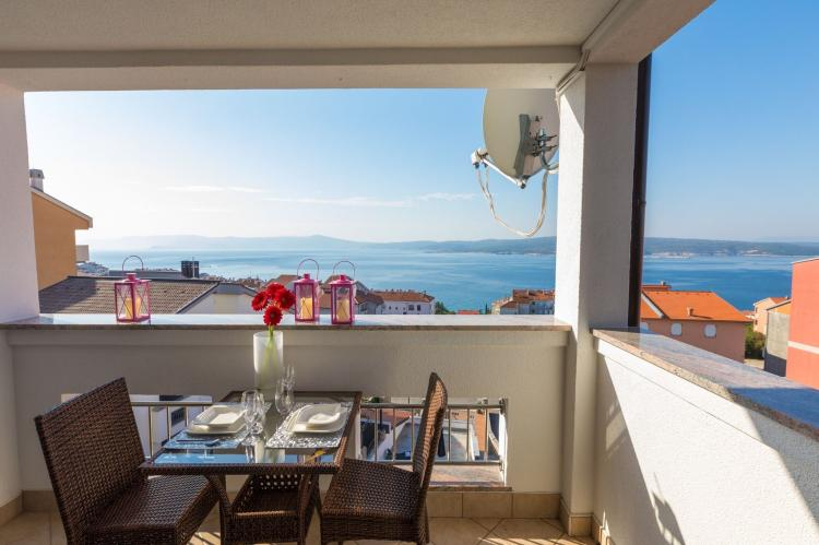 VakantiehuisKroatië - Kvarner: Apartment Marko 2  [13]