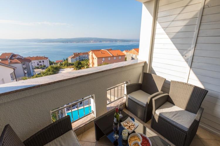 Holiday homeCroatia - Kvarner: Apartment Marko 3  [13]