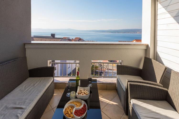 Holiday homeCroatia - Kvarner: Apartment Marko 3  [1]
