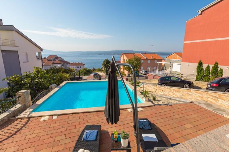 VakantiehuisKroatië - Kvarner: Apartment Marko 4  [3]