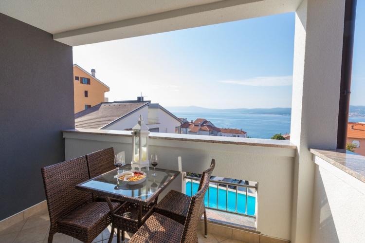 VakantiehuisKroatië - Kvarner: Apartment Marko 4  [6]