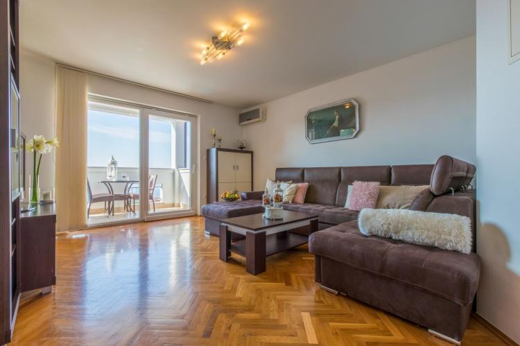 VakantiehuisKroatië - Kvarner: Apartment Marko 4  [7]