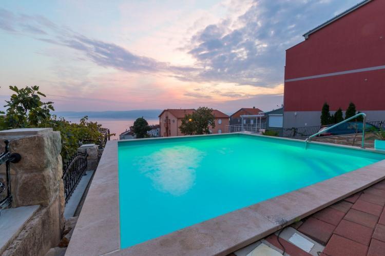 VakantiehuisKroatië - Kvarner: Apartment Marko 4  [4]