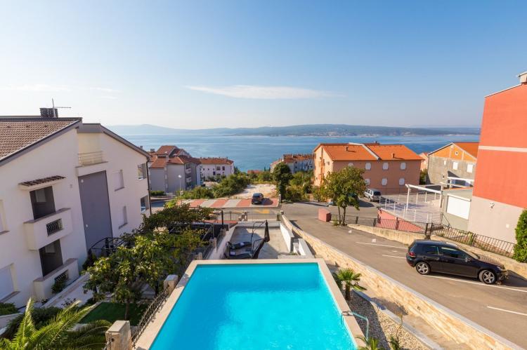 VakantiehuisKroatië - Kvarner: Apartment Marko 4  [5]