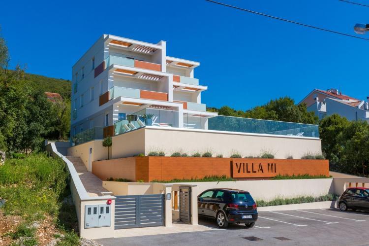 Holiday homeCroatia - Kvarner: Villa Apartment Grande A3  [6]