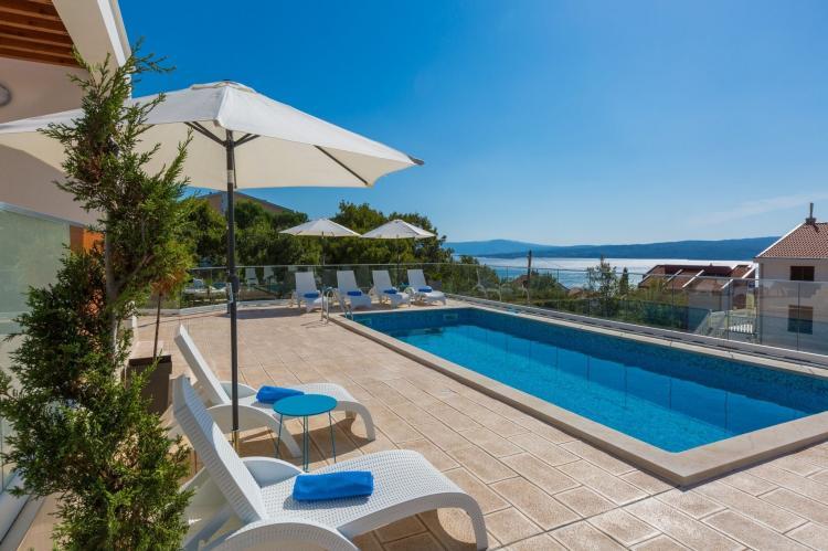Holiday homeCroatia - Kvarner: Villa Apartment Grande A3  [2]