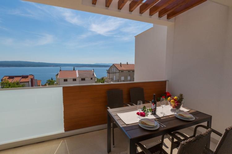 Holiday homeCroatia - Kvarner: Villa Apartment Grande A3  [3]