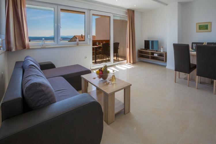 Holiday homeCroatia - Kvarner: Villa Apartment Grande A3  [1]