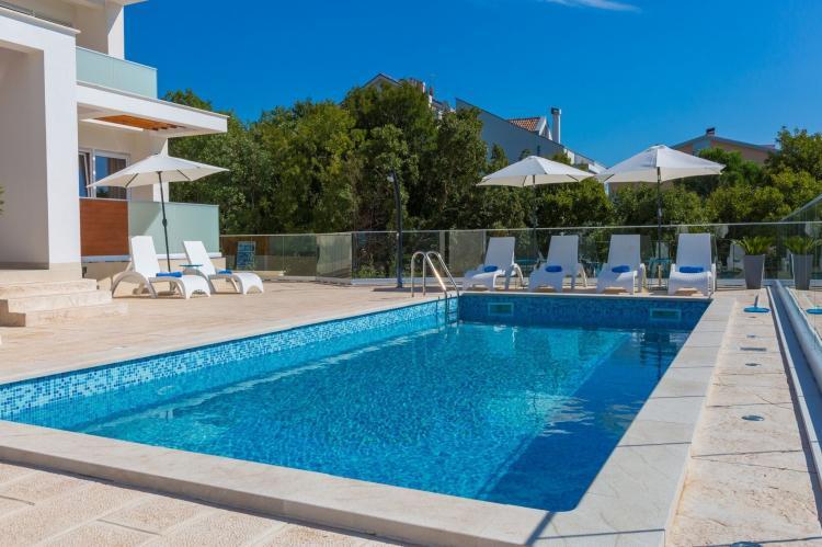Holiday homeCroatia - Kvarner: Villa Apartment Grande A3  [9]