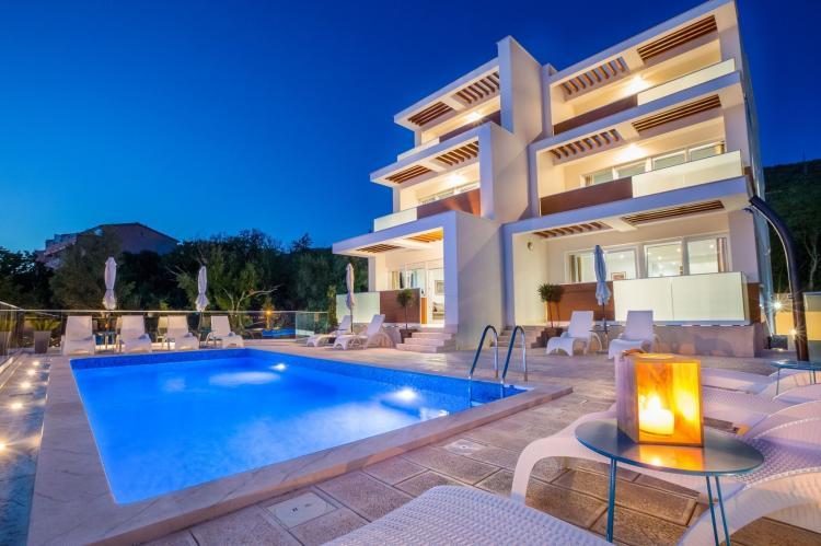 Holiday homeCroatia - Kvarner: Villa Apartment Grande A3  [7]