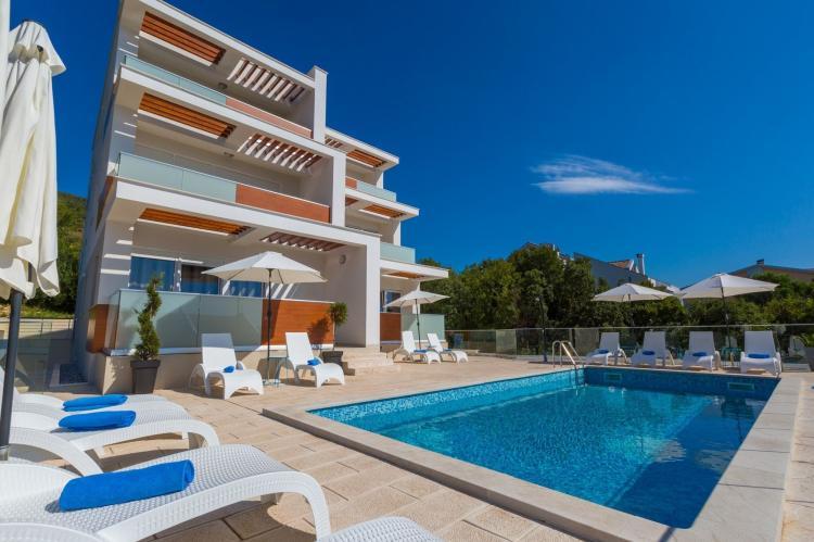 Holiday homeCroatia - Kvarner: Villa Apartment Grande A3  [8]