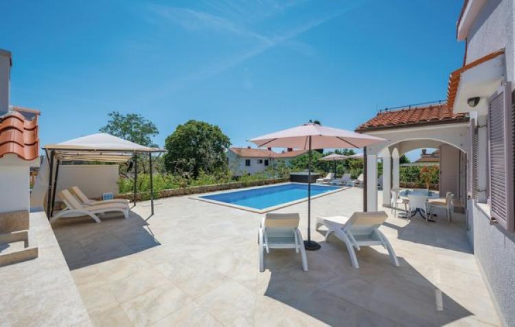 VakantiehuisKroatië - Istrië: Vabriga  [8]