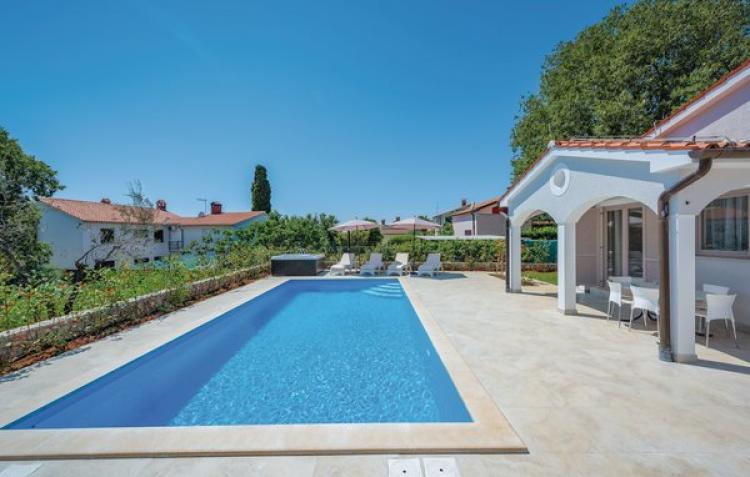 VakantiehuisKroatië - Istrië: Vabriga  [9]