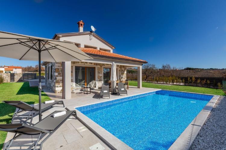 Holiday homeCroatia - Istra: Villa Brih 1  [3]