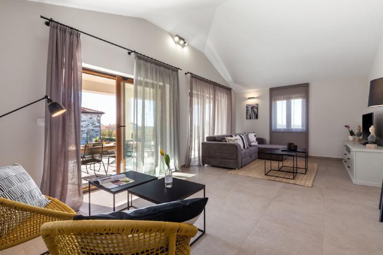 Holiday homeCroatia - Istra: Villa Brih 1  [4]