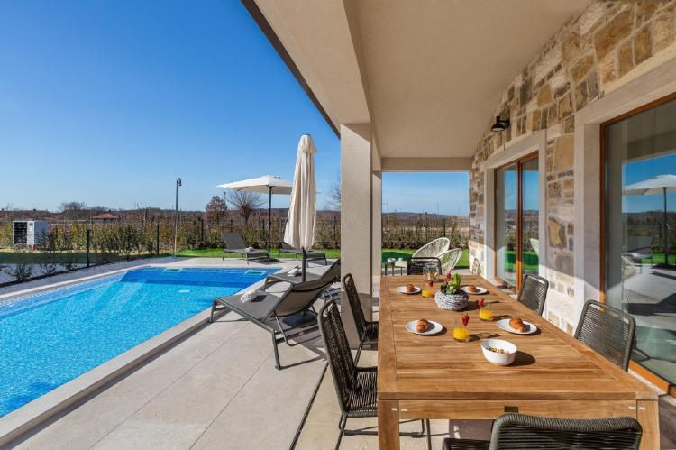Holiday homeCroatia - Istra: Villa Brih 1  [2]