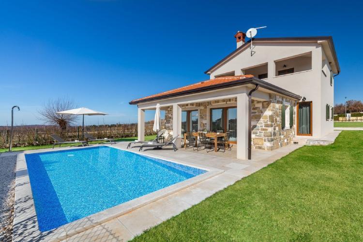 Holiday homeCroatia - Istra: Villa Brih 1  [1]