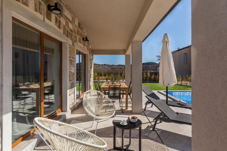 Holiday homeCroatia - Istra: Villa Brih 1  [17]