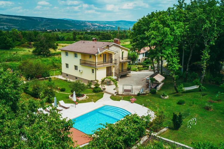 VakantiehuisKroatië - Midden Dalmatië: Villa Estera  [1]