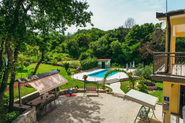 VakantiehuisKroatië - Midden Dalmatië: Villa Estera  [37]