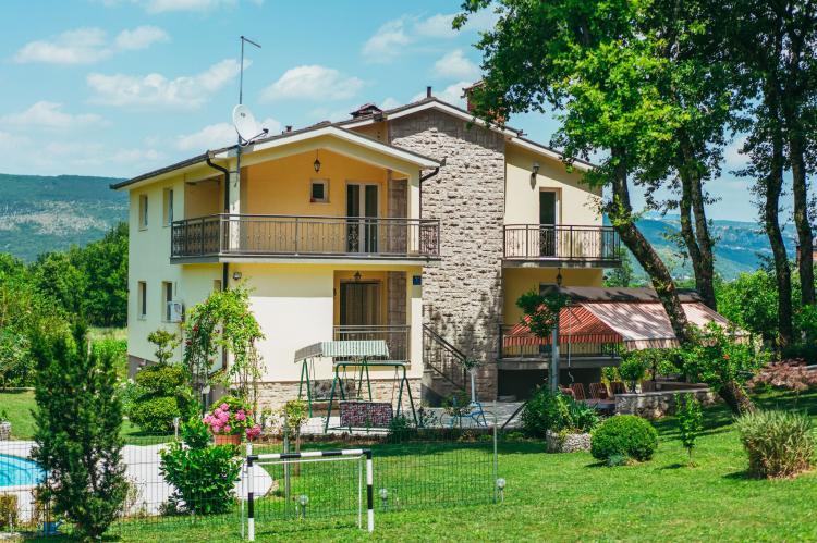 VakantiehuisKroatië - Midden Dalmatië: Villa Estera  [5]