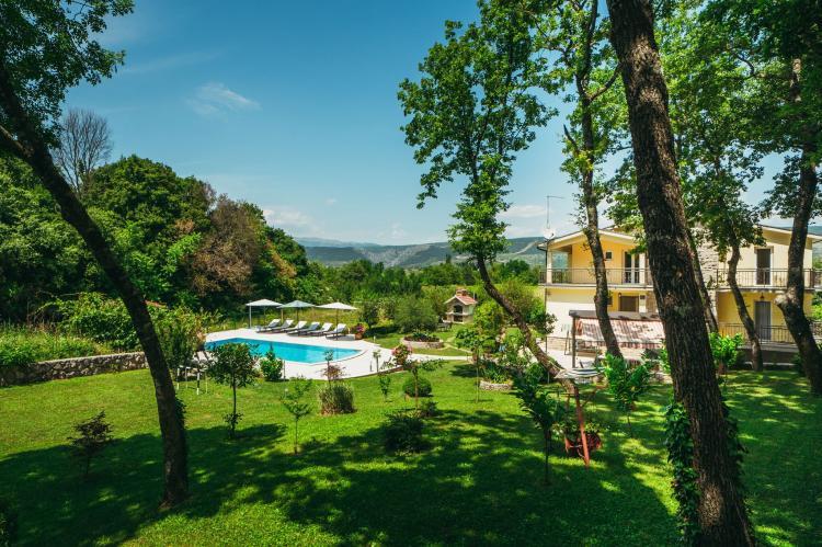 VakantiehuisKroatië - Midden Dalmatië: Villa Estera  [7]