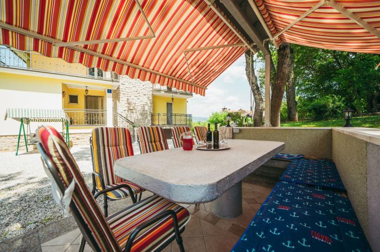 VakantiehuisKroatië - Midden Dalmatië: Villa Estera  [11]
