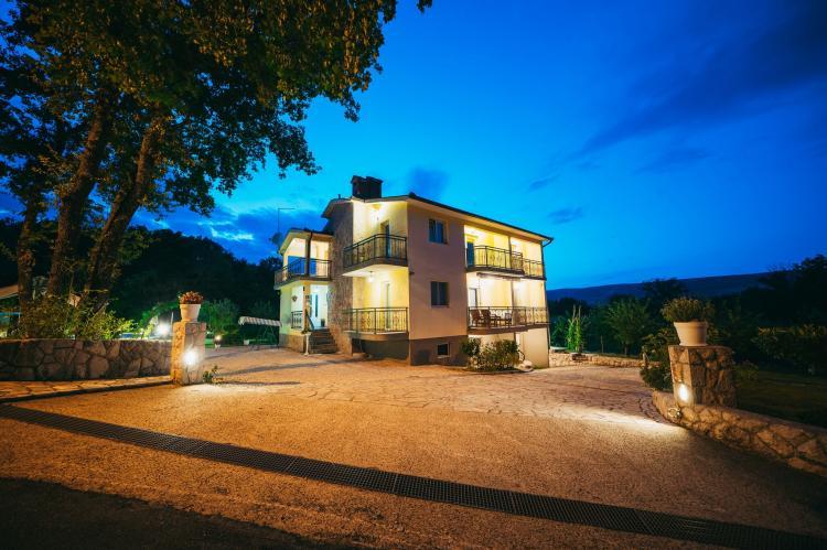 VakantiehuisKroatië - Midden Dalmatië: Villa Estera  [8]