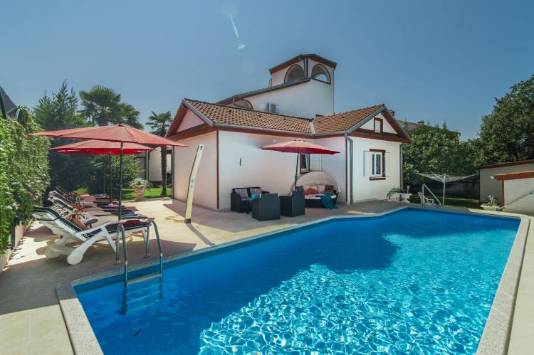 Holiday homeCroatia - Istra: Villa Vallis Aurea  [2]