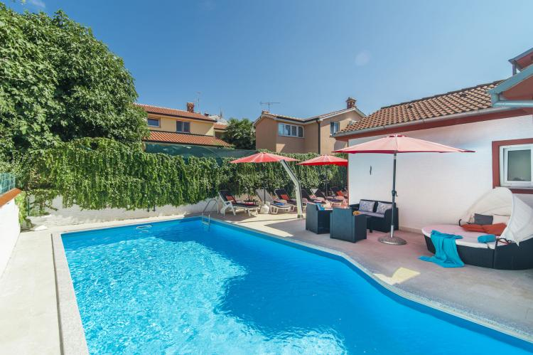 VakantiehuisKroatië - Istrië: Villa Vallis Aurea  [5]
