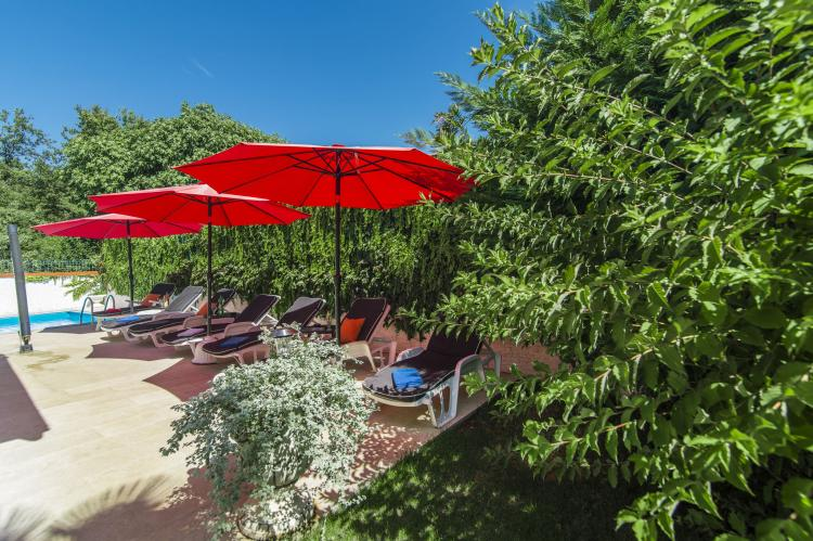 VakantiehuisKroatië - Istrië: Villa Vallis Aurea  [22]