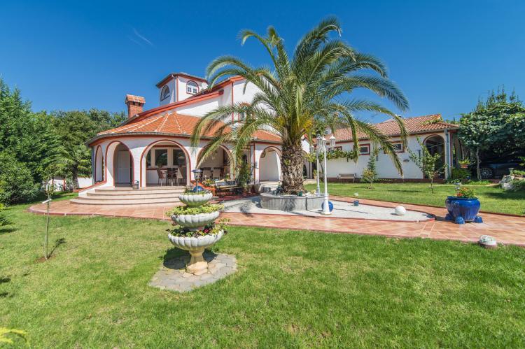 VakantiehuisKroatië - Istrië: Villa Vallis Aurea  [3]
