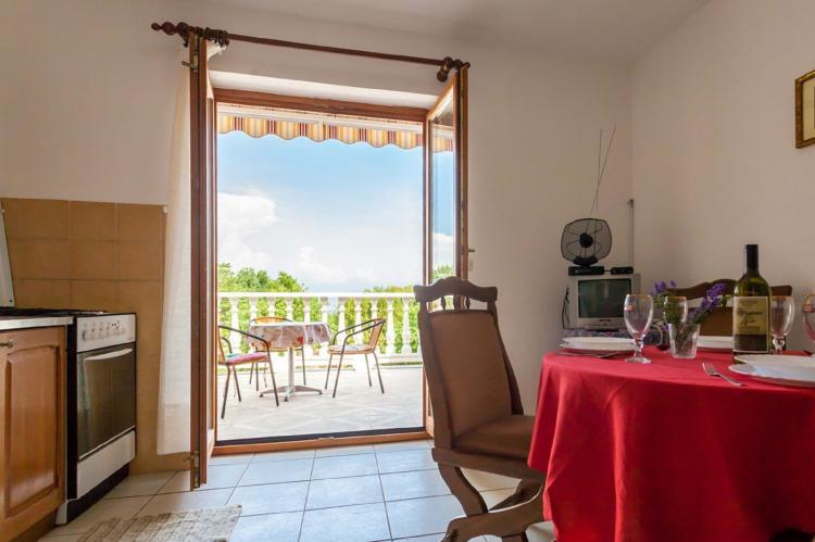 Holiday homeCroatia - Kvarner: Apartment Gavrilović A2  [1]